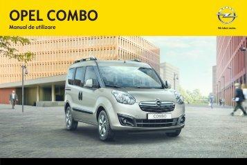 Manual - Opel