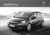 Zafira Tourer - Opel