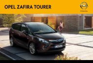 Broschyr - Opel