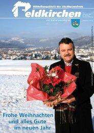 Frohe Weihnachten und alles Gute im neuen Jahr - bei der ...