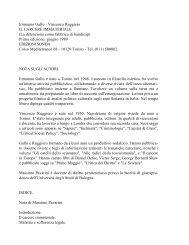 Ermanno Gallo - Vincenzo Ruggiero IL CARCERE IMMATERIALE ...