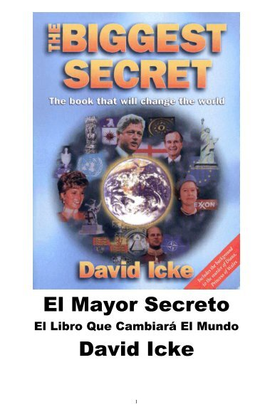 [ES] - David Icke - El Mayor Secreto