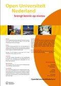 Preventiemanager - Open Universiteit Nederland - Page 4