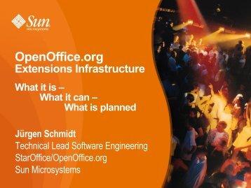 presentation (.pdf) - OpenOffice.org