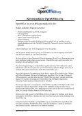 HÅNDBOG I TEKSTBEHANDLING MED OpenOffice.org ... - KLID - Page 6