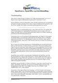 HÅNDBOG I TEKSTBEHANDLING MED OpenOffice.org ... - KLID - Page 7