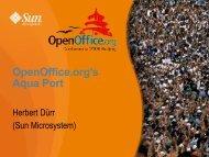 (pdf) pdf - OpenOffice.org