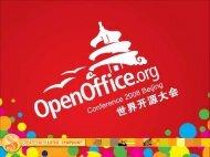 Lotus Symphony Extension Model - OpenOffice.org