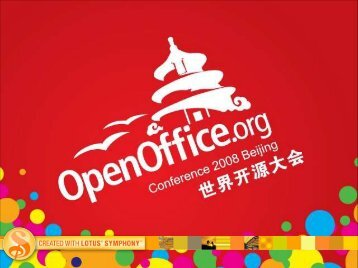 Lotus Symphony Extension Model - OpenOffice.org