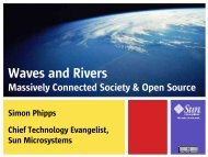 Waves and Rivers - OpenOffice.org
