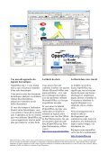 OpenOffice.org 1.1 pour Microsoft Windows, Linux, Solaris, FreeBSD ... - Page 2