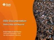 OOo Documentation - OpenOffice.org
