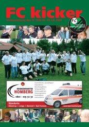 HOMBERG - FC SSW