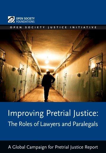 Improving Pretrial Justice-proof-4.indd - Pretrial Justice Institute