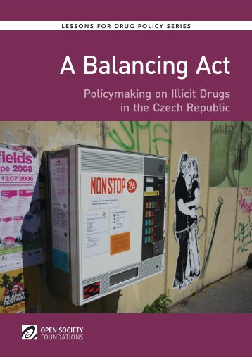 A Balancing Act-proof.indd - Open Society Foundations