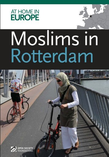 Moslims in Rotterdam - Open Society Foundations