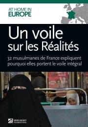 Un voile sur les Réalités: 32 musulmanes de France expliquent ...