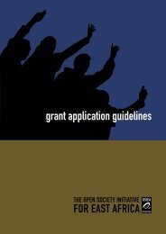 Grant Guidelines pg1 - Open Society Foundations