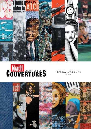 PARIS MATCH UNE HISTOIRE DE - Opera Gallery