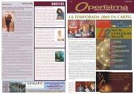 Diciembre, n. 81 - TEMPORADA de ÓPERA de LAS PALMAS de ...