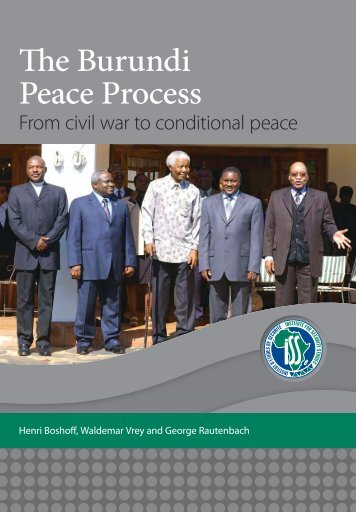 The Burundi Peace Process - Institute for Security Studies