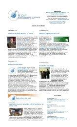 Bulletin du 15 sep. 2011 - ROP