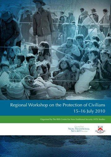 Regional Workshop on the Protection of Civilians - S. Rajaratnam ...