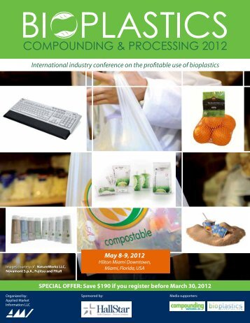 COMPOUNDING & PROCESSING 2012 - Amiplastics-na.com