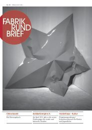 freiburg-grenzenlos-festival 2011 31. Januar – 13 ... - Fabrik e.V.
