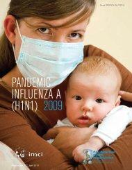 PANDEMIC INFLUENZA A (H1N1) 2009 - PAHO/WHO