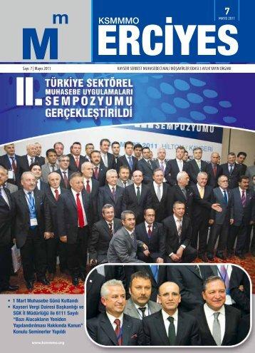 7.Sayı - Kayseri SMMM Odası
