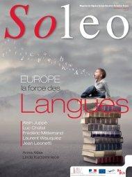 Soleo 28 - octobre 2011 - Agence Europe-Education-Formation ...