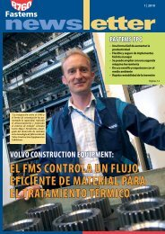 EL FMS CONTROLA UN FLUJO EFICIENTE DE ... - Fastems