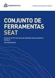 CONJUNTO DE FERRAMENTAS SEAT - Anglo American