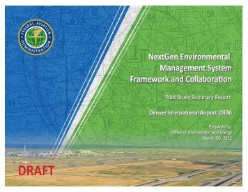 DRAFT - FAA