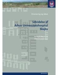 Udvidelse af Århus Universitetshospital Skejby - Velkommen til ...