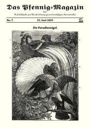 Das Pfennig-Magazin – No. 7 (Ausgabe vom 15. Juni 1833) - Igelity