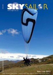 June/July - Hang Gliding Federation of Australia