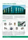 Inserts Welding nuts - KOHLHAGE Fasteners - Page 2