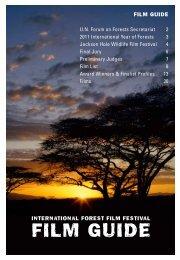 film guide