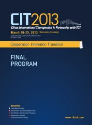 CIT2013 最终日程发布 - Home-CIT Conference 2014