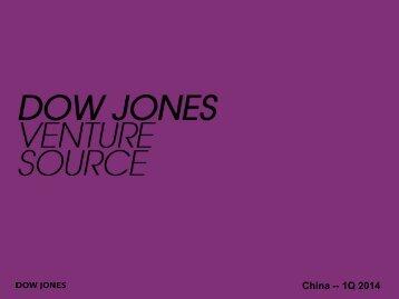 Dow-Jones-VentureSource-1Q14-China-English-Language-version