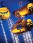 Budgit Product - Columbus McKinnon Corporation - Page 3