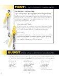 Budgit Product - Columbus McKinnon Corporation - Page 7