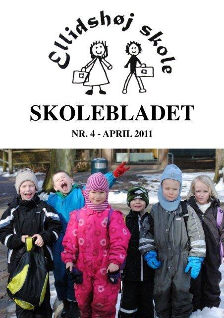 skoleblad april 2011 kopi.pub - Ellidshøj Skole