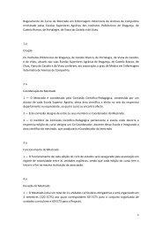 Regulamento - Escola Superior Agrária de Viseu