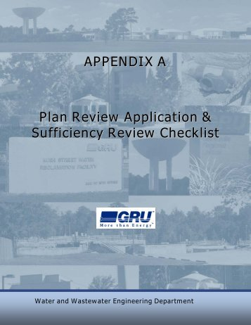 8) Appendices.pdf - Gainesville Regional Utilities
