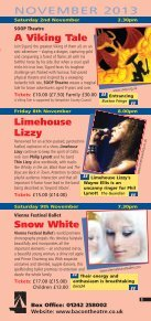 A/w Bacon 08 Sum - Bacon Theatre - Page 5