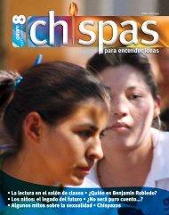 Revista: Chispas No.8 - conafe.edu.mx