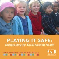 Childproofing Brochure - ENGLISH.pmd - Canadian Partnership for ...